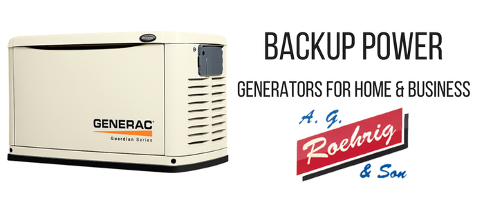 Get Ready For Winter Storms With A Backup Power Generator