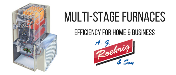 What Is A Multi-Stage Furnace?