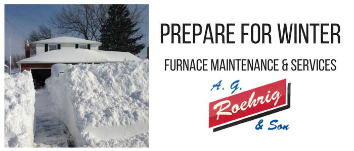 Furnace Maintenance Tips And Services To Prepare For Winter